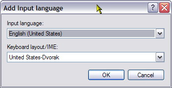 add input lang